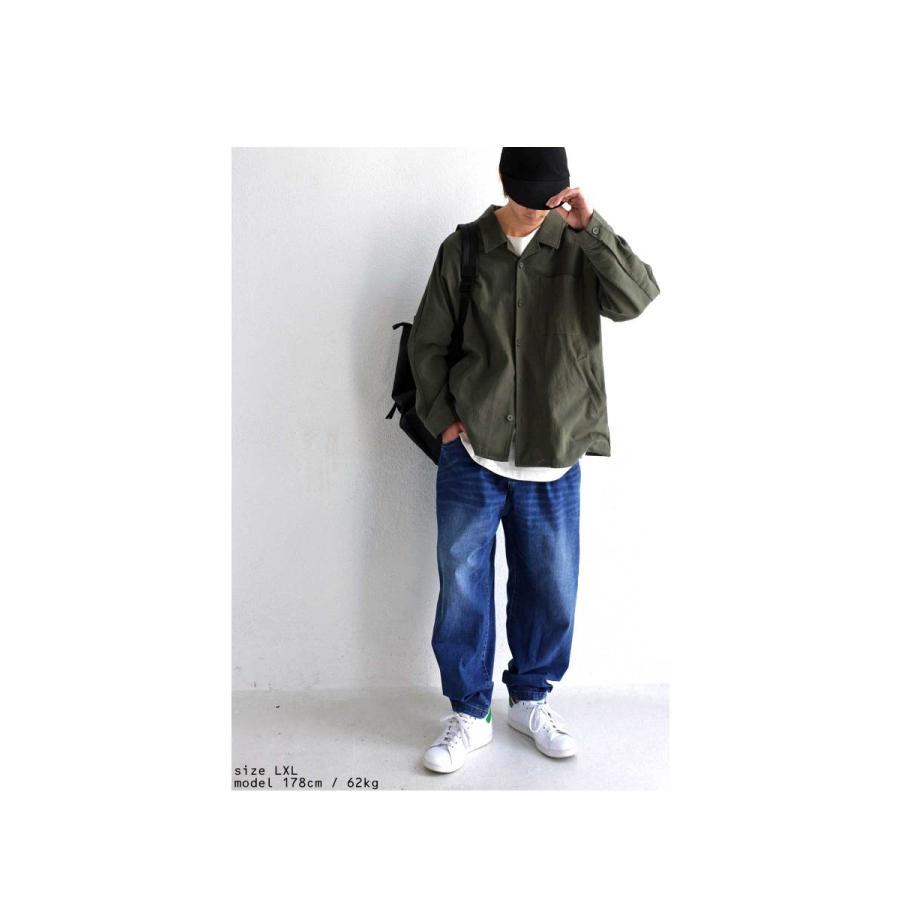 サーカスパンツ メンズ ボトムス 長ズボン デニム カラーパンツ・9月4日10時〜再再販。メール便不可|antiqua|09