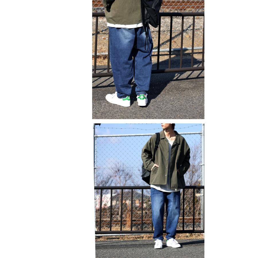 サーカスパンツ メンズ ボトムス 長ズボン デニム カラーパンツ・9月4日10時〜再再販。メール便不可|antiqua|10