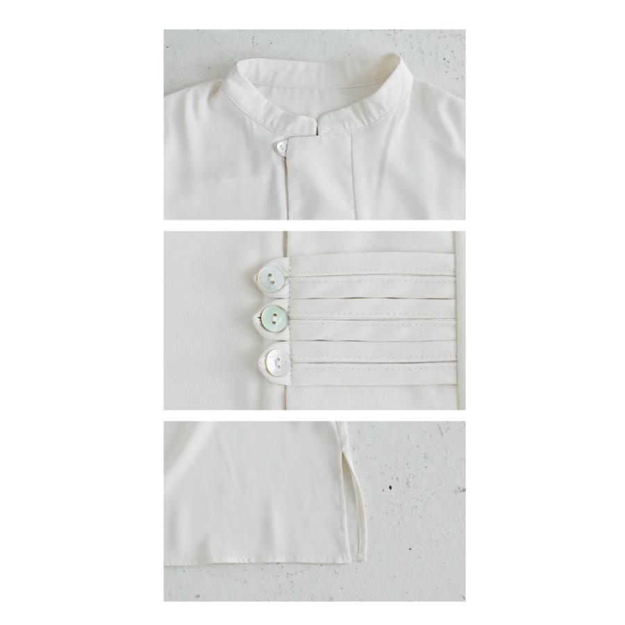 デザインボタンシャツ シャツ メンズ トップス 送料無料・9月4日10時〜発売。メール便不可|antiqua|07