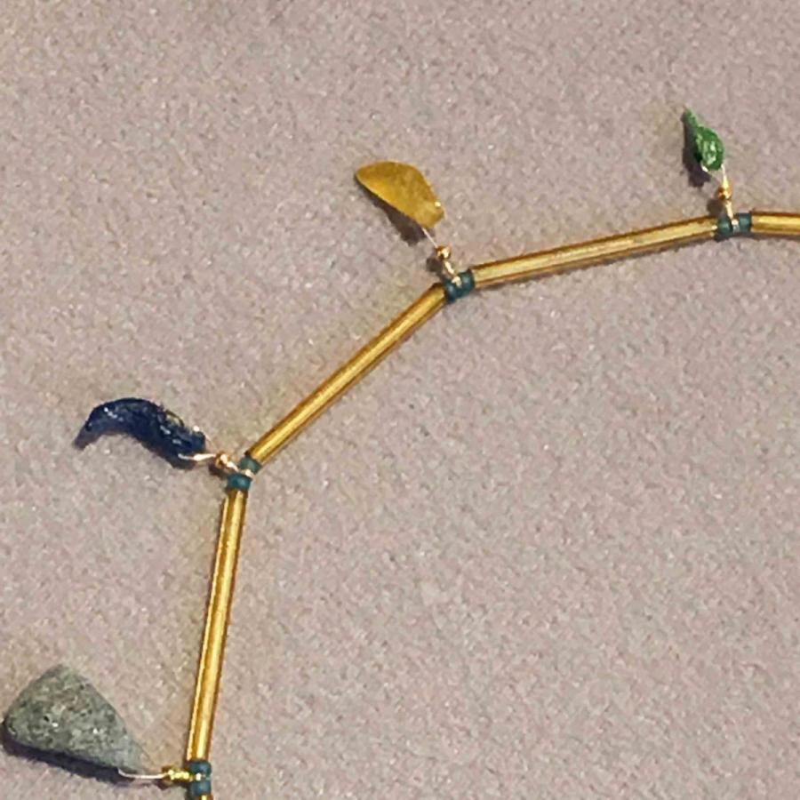 ご売約済み 古代ガラスのネックレス antiquebeads3store 03