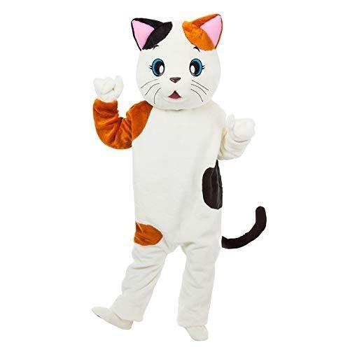 ジグ アニマル着ぐるみシリーズ ネコのミケちゃん