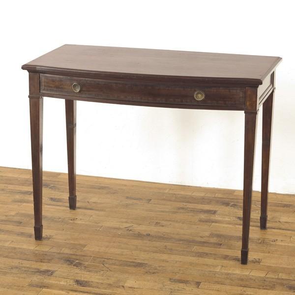 サイドテーブル イギリスアンティーク家具 引き出し付き ディスプレイ台としてもおススメ 1920年頃英国 アンティークフレックス 20048b サイドテーブル イギリスアンティーク家具 引き出し付き ディスプレイ台としてもおススメ 1920年頃英国 アンティークフレックス 20048b