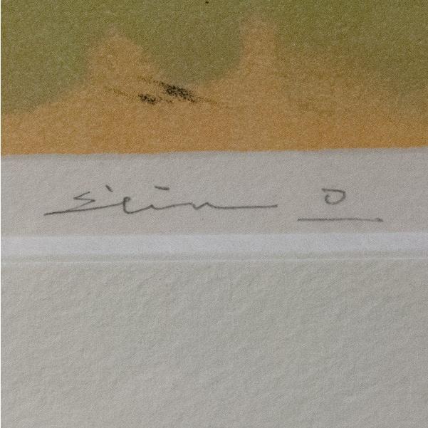 大津英敏 リトグラフ 版画 「いのり」|antiquesjikoh|03