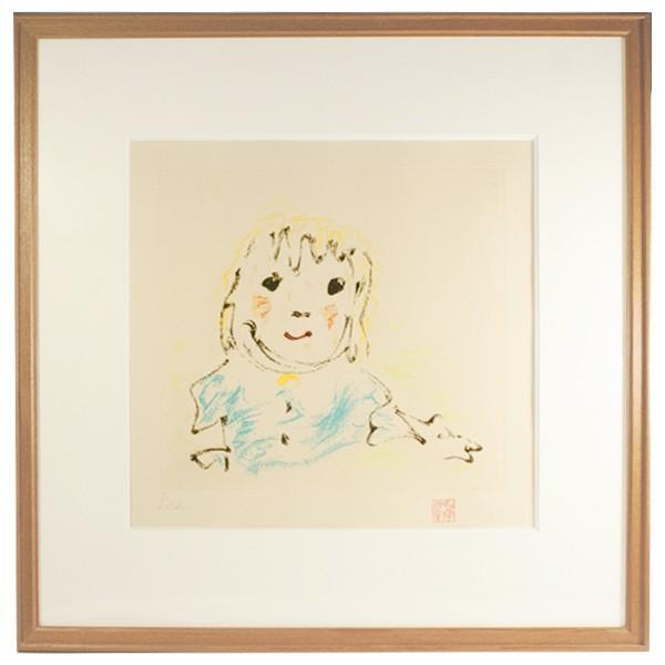 ジョンレノン 「Beautiful Boy」 限定300部 シルクスクリーン 版画|antiquesjikoh