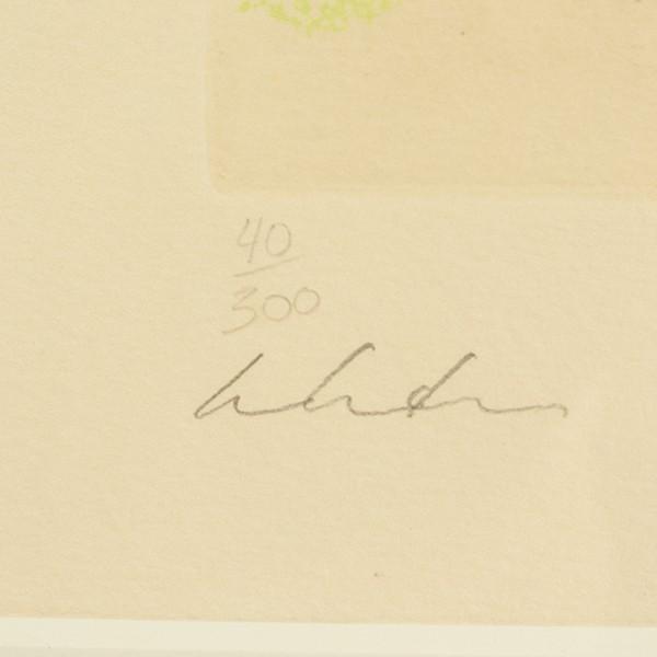 ジョンレノン 「Beautiful Boy」 限定300部 シルクスクリーン 版画|antiquesjikoh|04