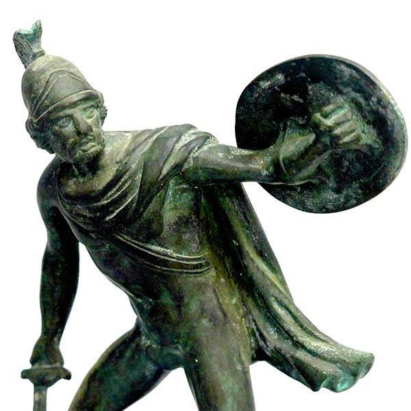 ルーブル美術館 模造品 ブロンズ像|antiquesjikoh