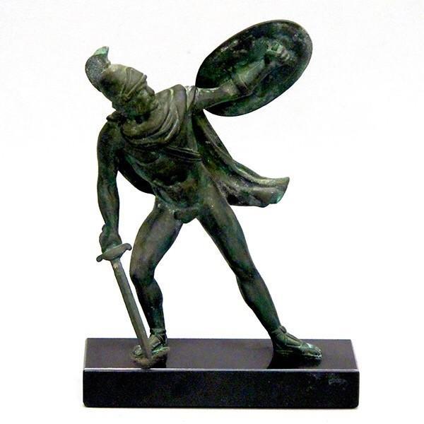 ルーブル美術館 模造品 ブロンズ像|antiquesjikoh|02