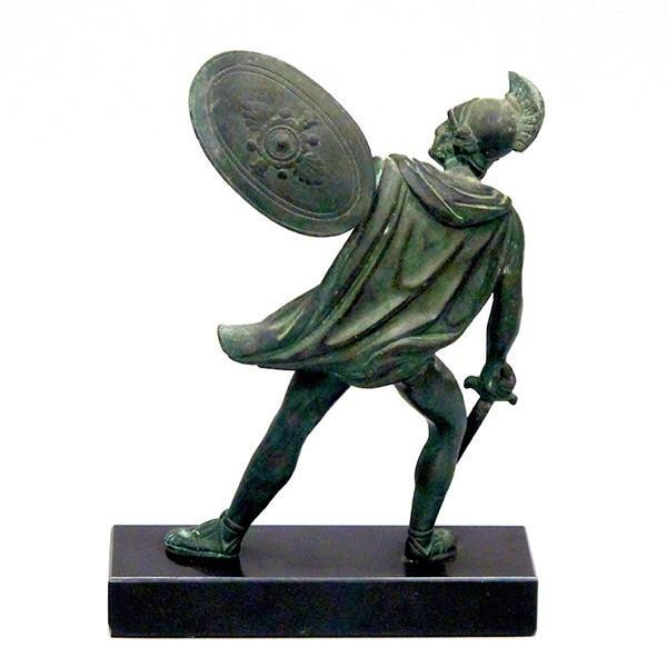 ルーブル美術館 模造品 ブロンズ像|antiquesjikoh|03
