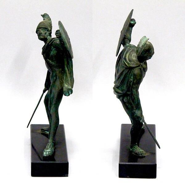 ルーブル美術館 模造品 ブロンズ像|antiquesjikoh|05