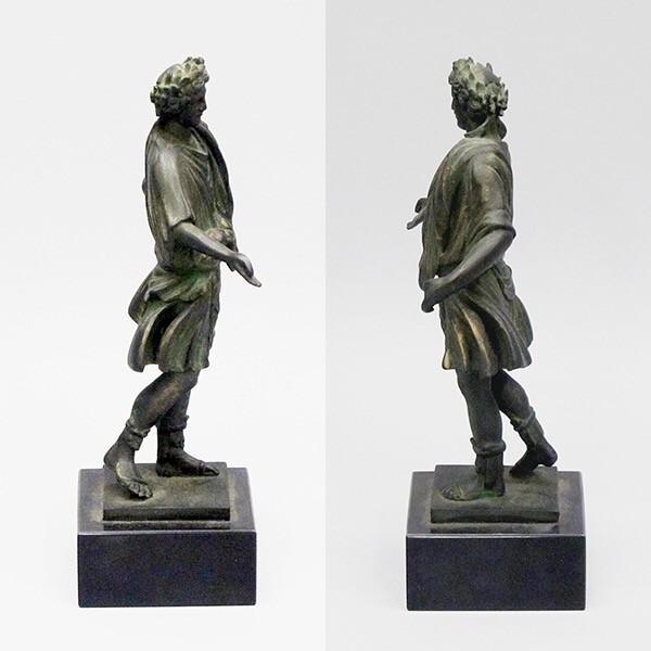 ルーブル美術館 模造品 像 (2) antiquesjikoh 04