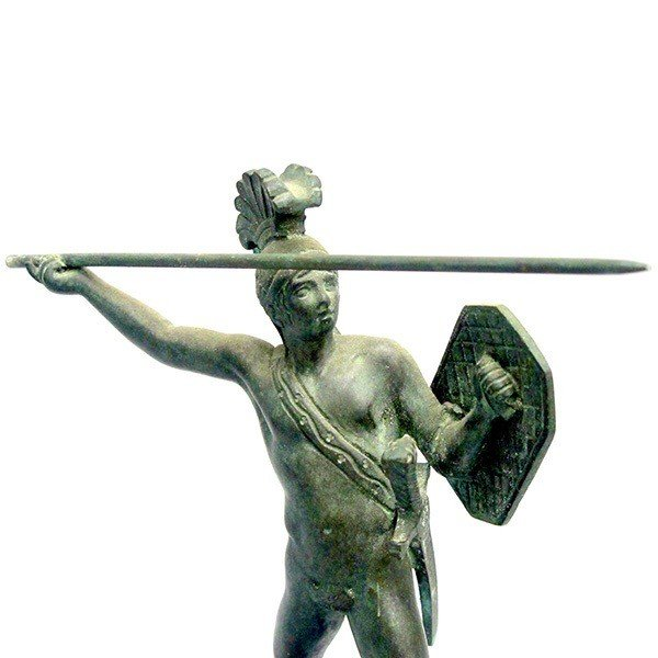 ルーブル美術館 模造品 ブロンズ像(3)|antiquesjikoh