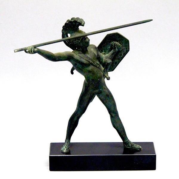 ルーブル美術館 模造品 ブロンズ像(3)|antiquesjikoh|02