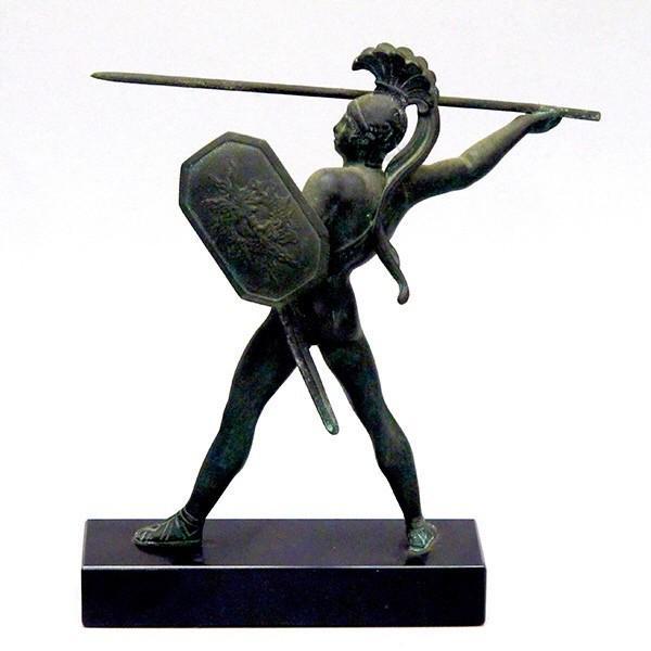ルーブル美術館 模造品 ブロンズ像(3)|antiquesjikoh|03