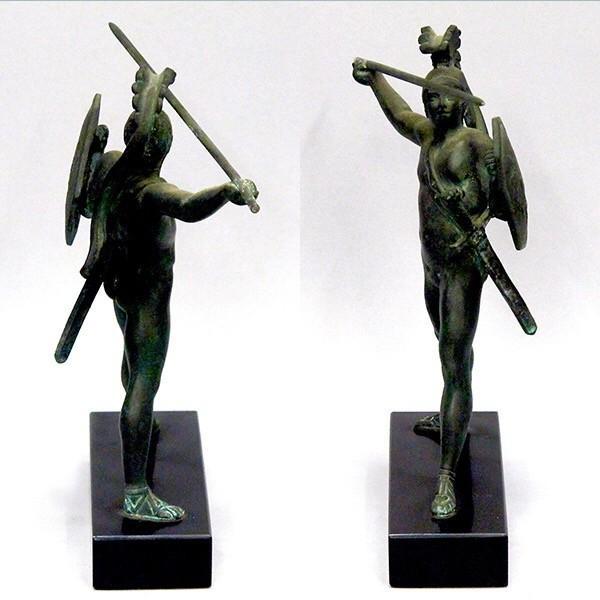 ルーブル美術館 模造品 ブロンズ像(3)|antiquesjikoh|04