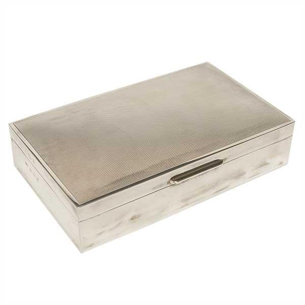 マッピン&ウェッブ 銀製 シガーレットケース 煙草入れ|antiquesjikoh|02