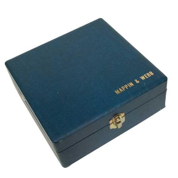 マッピン&ウェッブ 銀製 シガーレットケース 煙草入れ|antiquesjikoh|12
