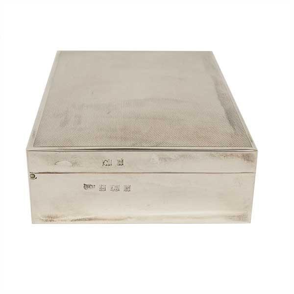マッピン&ウェッブ 銀製 シガーレットケース 煙草入れ|antiquesjikoh|06