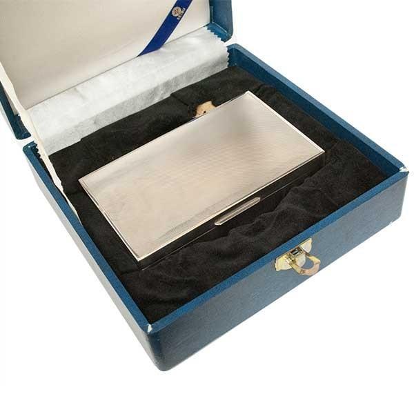 マッピン&ウェッブ 銀製 シガーレットケース 煙草入れ|antiquesjikoh|10