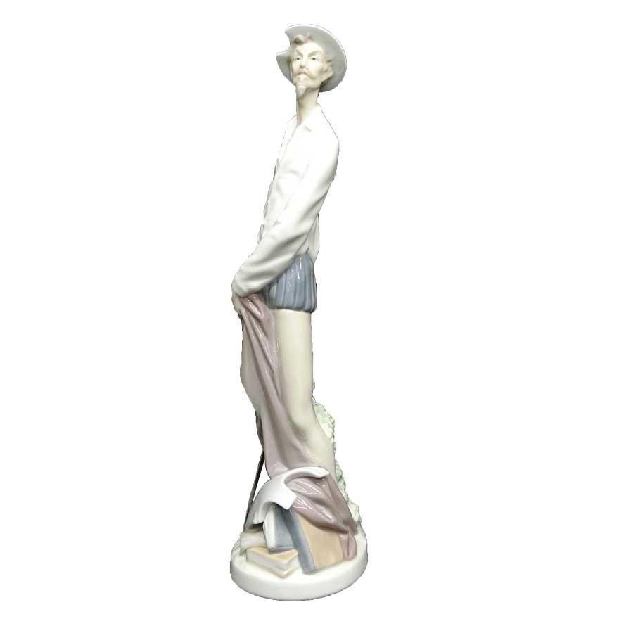 リヤドロ(lladro) DAISA フィギュリン ドン・キホーテ 陶器人形 t-091|antiquesjikoh|03