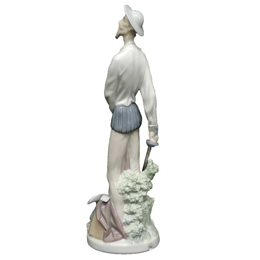 リヤドロ(lladro) DAISA フィギュリン ドン・キホーテ 陶器人形 t-091|antiquesjikoh|05