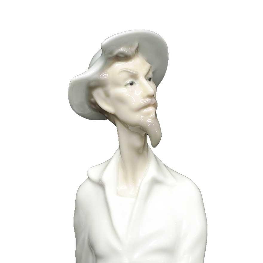 リヤドロ(lladro) DAISA フィギュリン ドン・キホーテ 陶器人形 t-091|antiquesjikoh|06