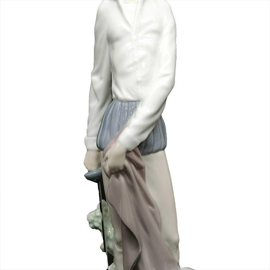 リヤドロ(lladro) DAISA フィギュリン ドン・キホーテ 陶器人形 t-091|antiquesjikoh|07