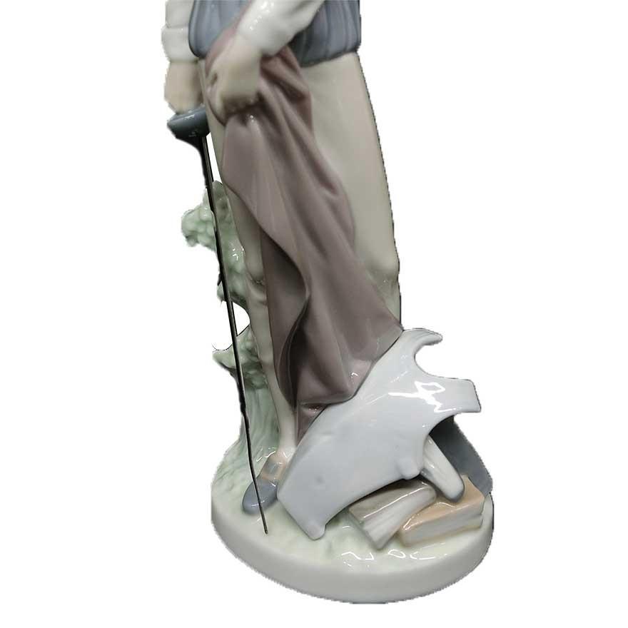 リヤドロ(lladro) DAISA フィギュリン ドン・キホーテ 陶器人形 t-091|antiquesjikoh|10