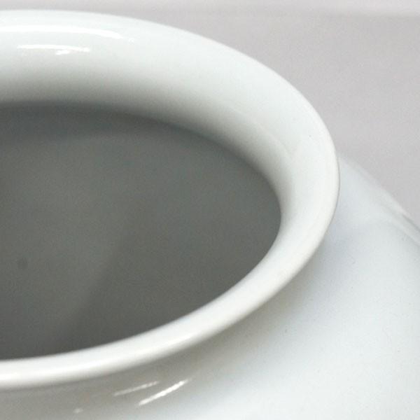 thumbnail 6 - Korean Living National Treasure Shin Souhiro White Porcelain Vase H 24.5cm Used