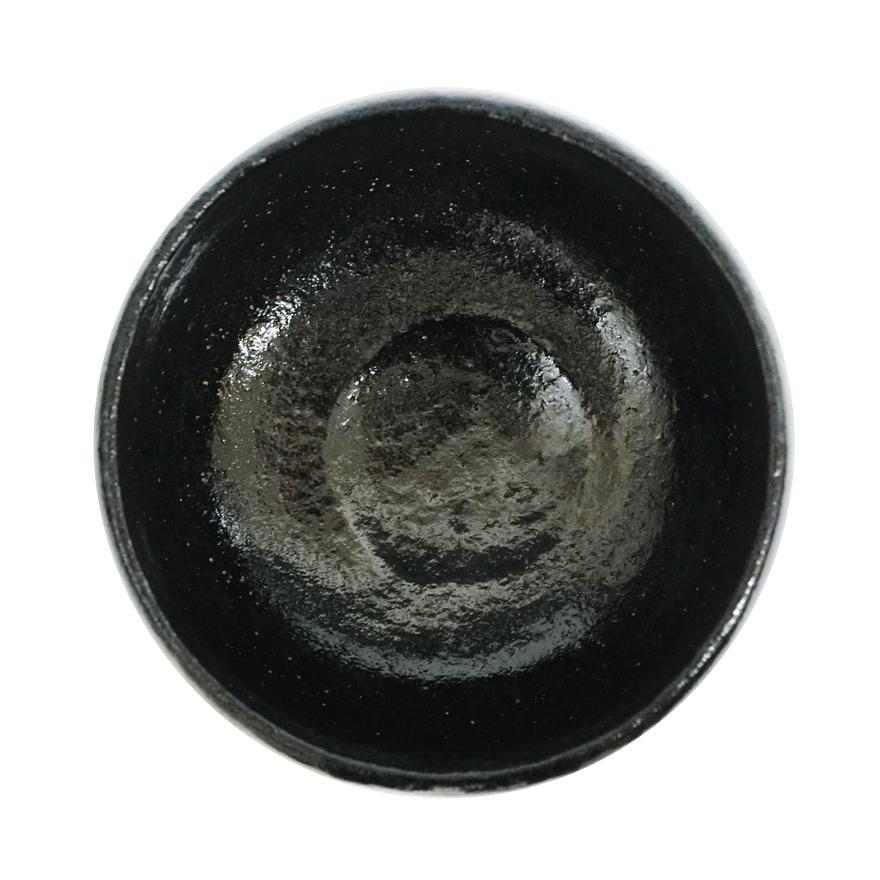 佐々木昭楽 のんこう写荒磯茶碗 茶道具 共箱 y-251|antiquesjikoh|06