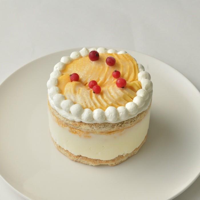 アイスケーキ ココナツマンゴー アイスクリーム ギフト 誕生日 お祝い プレゼント バースデー デポー お取り寄せ 熨斗対応 激安セール 目黒 スイーツ