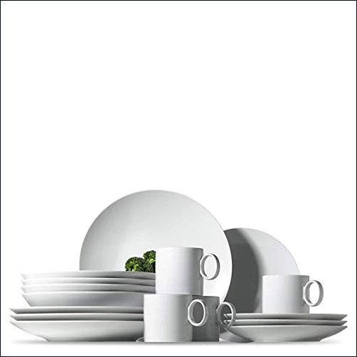 ★新品★ローゼン タール ロフト 16 作品 食器 スターター セット 、 4 の ため の サービス【並行輸入品】