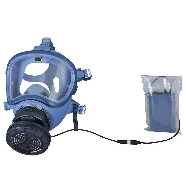 石綿ばく露防止対策保護具 全面型防じんマスク 3336(送料無料 一部地域除く)