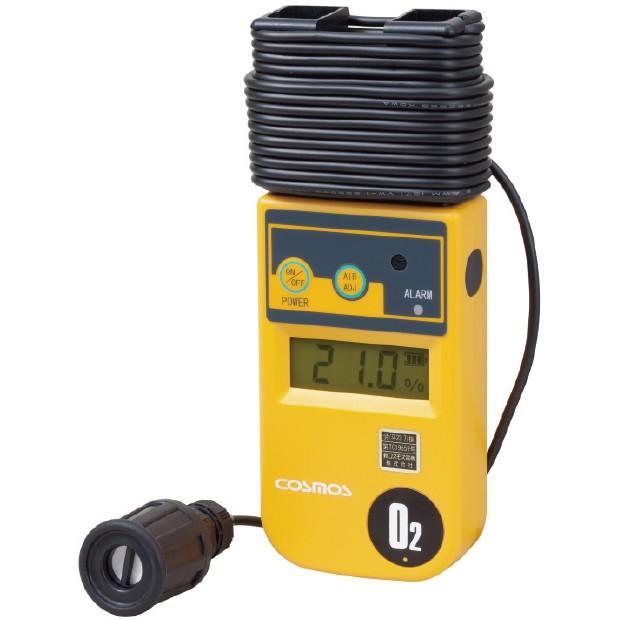 警報器 デジタル酸素濃度計1m