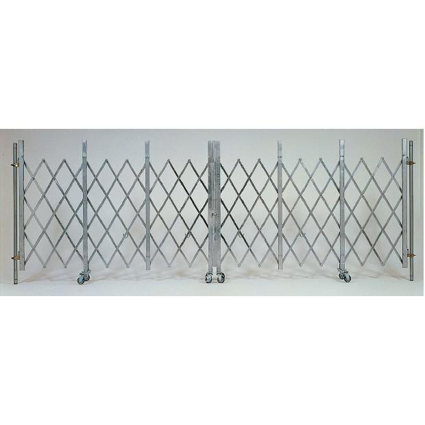 プラスチックフェンス ライトゲートクロス 片開き2×3.6m