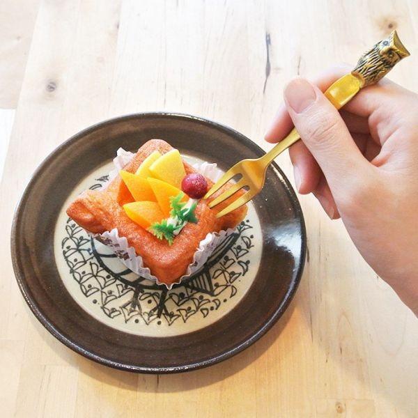 再入荷なし■皿 Lisa Larson リサ・ラーソン・ジャパニーズシリーズ プレート 5.5寸皿 平皿 益子の皿 益子焼 北欧 1万円以上送料無料|aodama-zakka|05