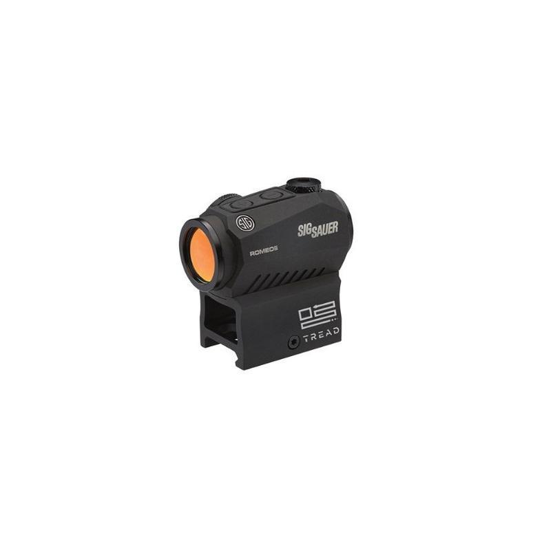 サバゲー Sig Sauer Romeo5 1x20mm Compact 赤 Dot Sight Optimized for TREAD 送料無料 メーカー直送。納期約1か月程度
