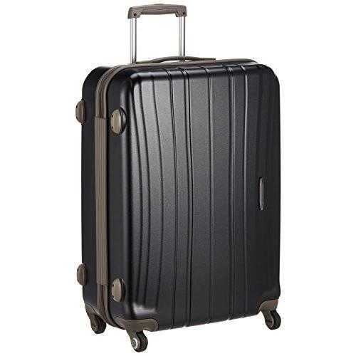使い勝手の良い [プロテカ] スーツケース 日本製 フラクティII 76L 66cm 4.0kg 02664 01 ブラック, 東海酒家の餃子館 5b2e6b87