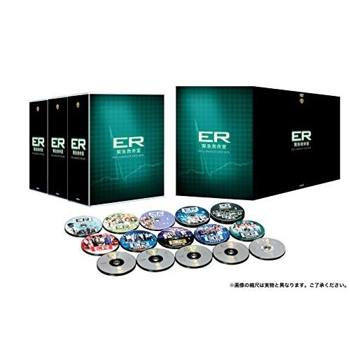 ER緊急救命室 シーズン1-15 DVD全巻セット(90枚組)