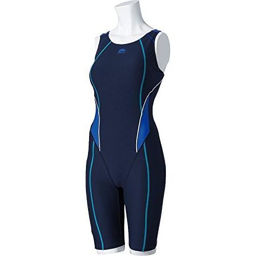 ellesse(エレッセ) レディース 競泳用 脚付き水着 デイズウルトラエンデュランスオールインワン ES48115T