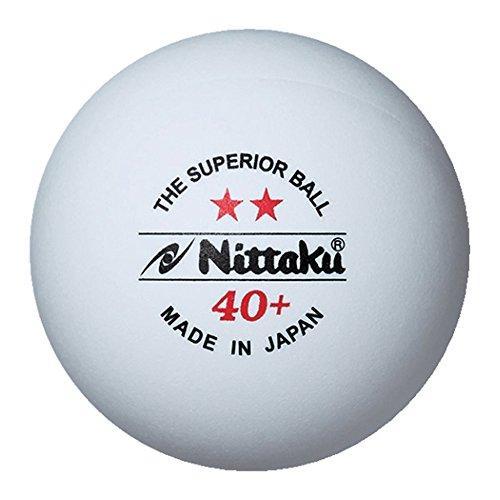ニッタク(ニッタク) 練習球 プラ2スター(3個入り) NB-1320|aohama-y
