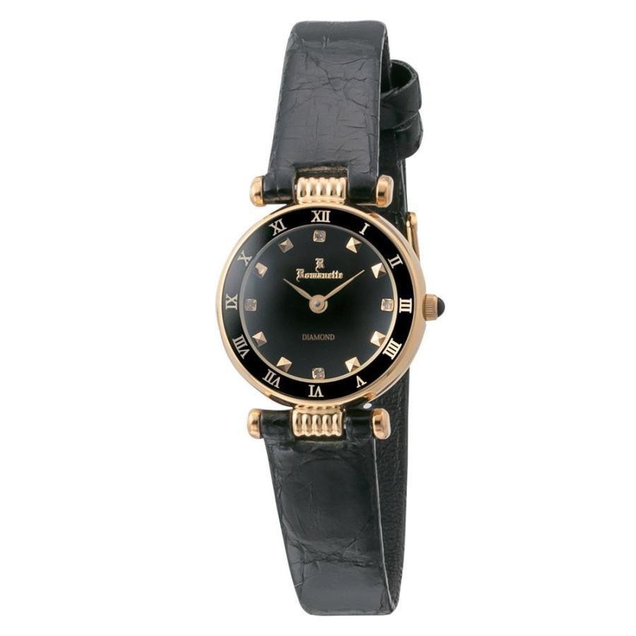 人気カラーの ROMANETTE(ロマネッティ) レディース 腕時計 RE-3530L-01, コトブキ無線CQショップ be7bcaf7