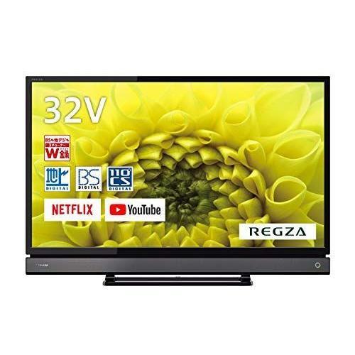 REGZA 東芝 32V型地上·BS·110度CSデジタル ハイビジョンLED液晶テレビ 32V31