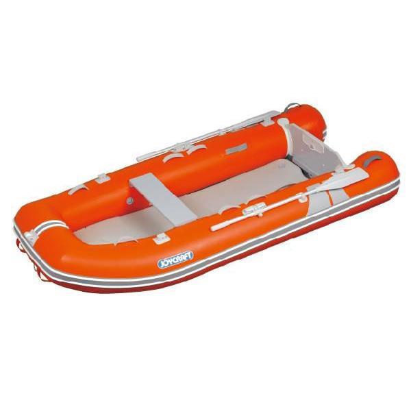 ジョイクラフト(JOYCRAFT) ゴムボート オレンジペコ275(JOP-275)(3人乗り)(お取り寄せ商品)
