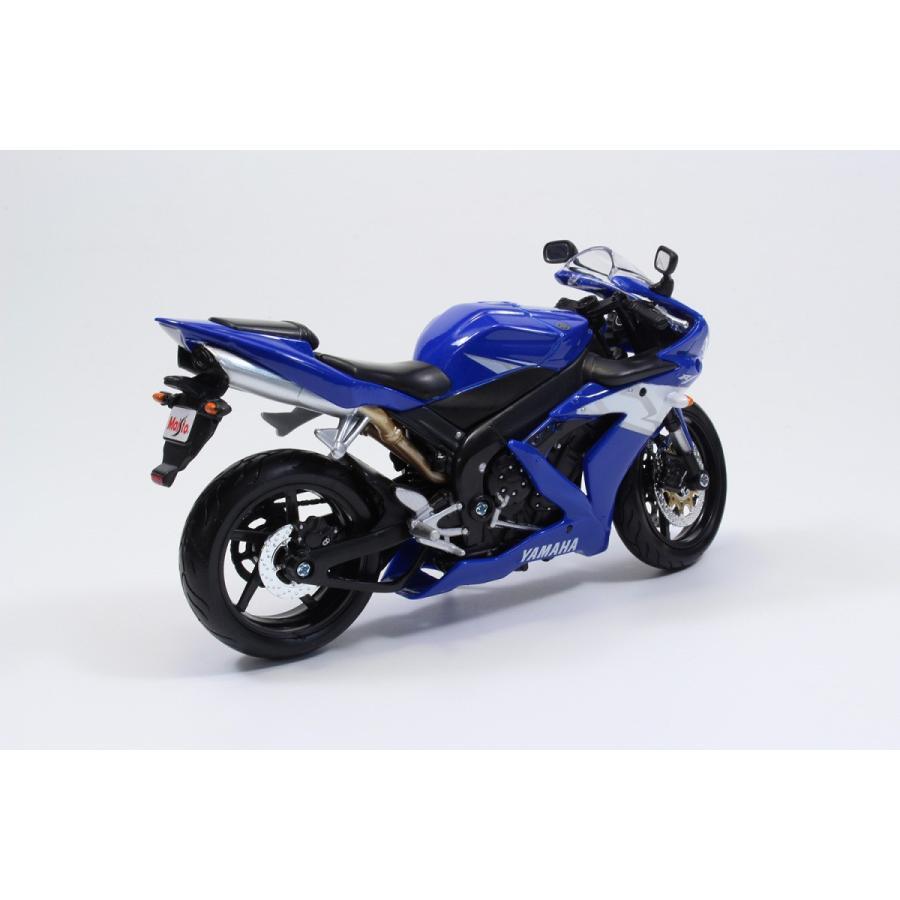 YAMAHA YZF-R1 1/12 完成品バイク #完成品|aoshima-bk|02