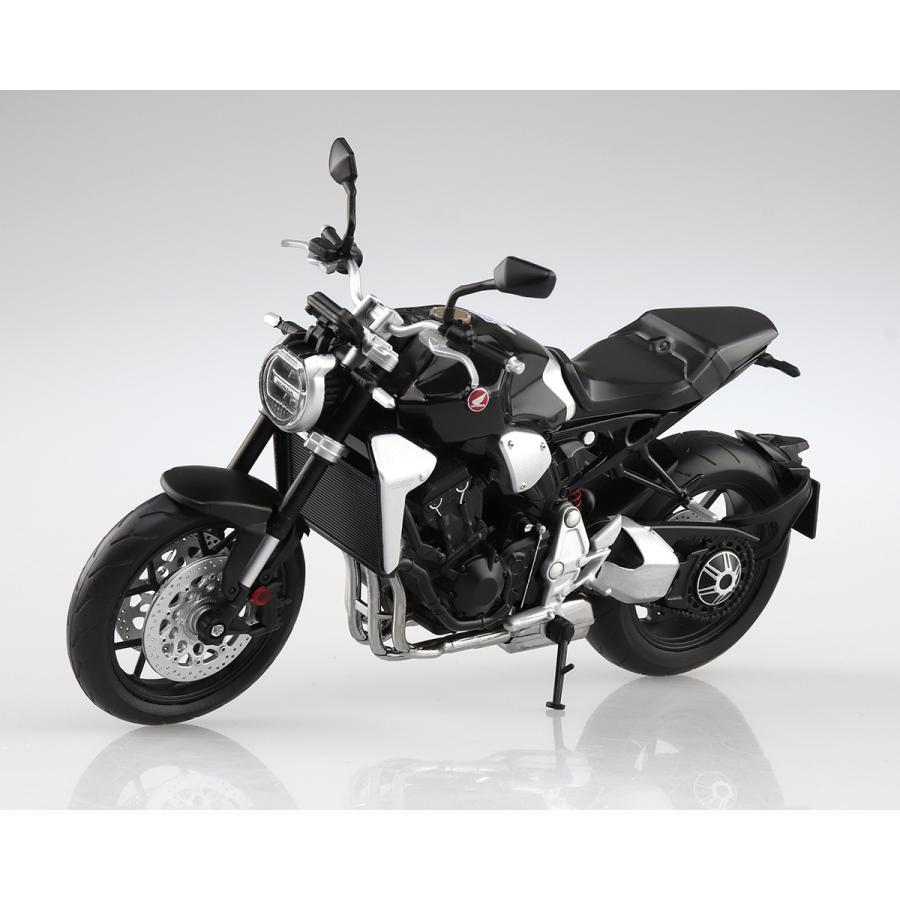 HONDA CB1000R グラファイトブラック 1/12 完成品バイク #完成品 aoshima-bk