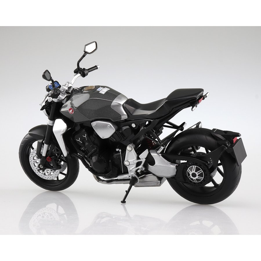 HONDA CB1000R ソードシルバーメタリック 1/12 完成品バイク #完成品|aoshima-bk|03