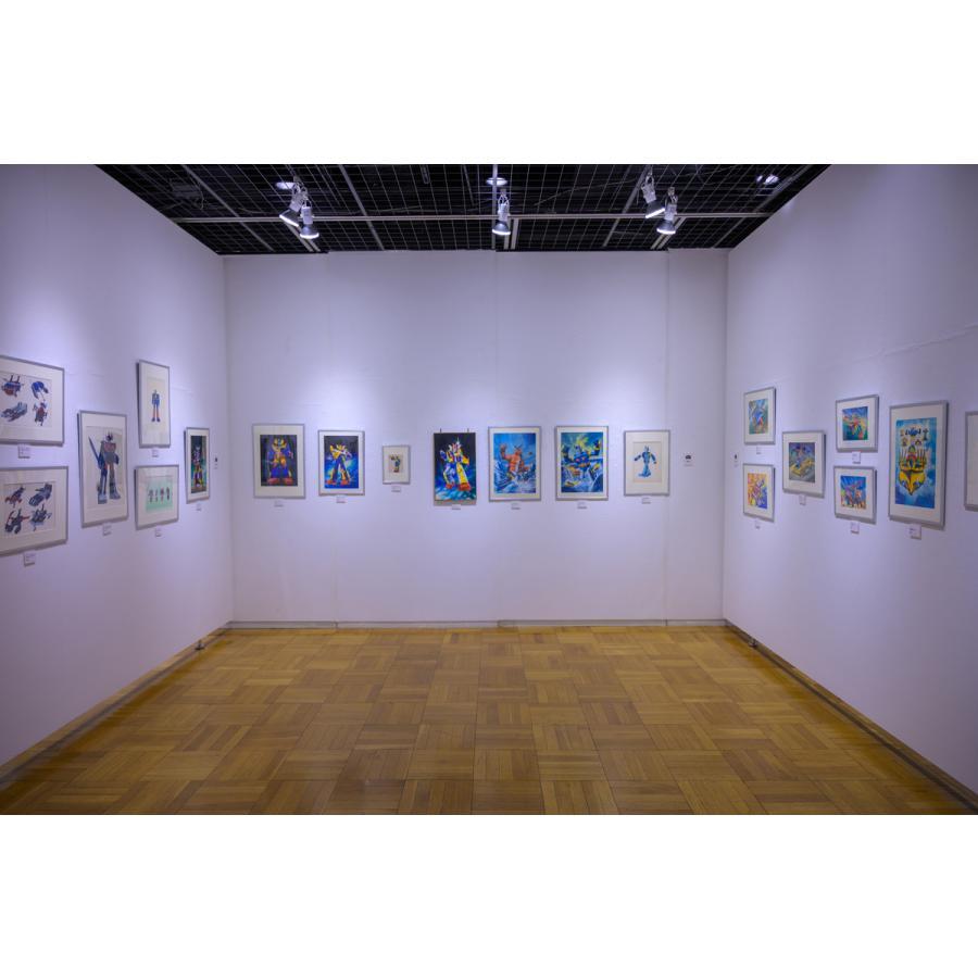 「アオシマ 合体ロボット&合体マシン ボックスアート展」公式図録 #書籍 #アトランジャー aoshima-bk 07