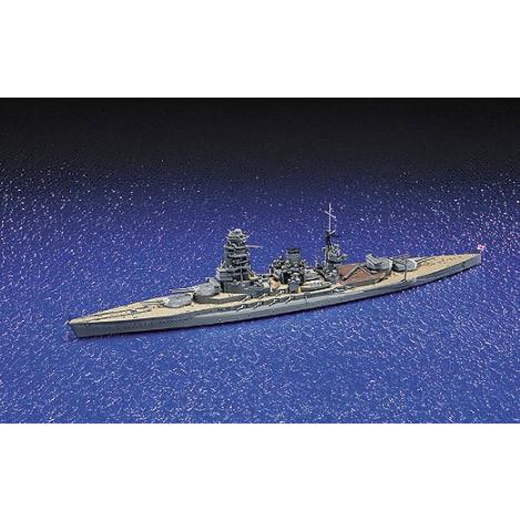 日本海軍戦艦 陸奥(むつ) 1/700 ウォーターライン No.116 #プラモデル aoshima-bk 02