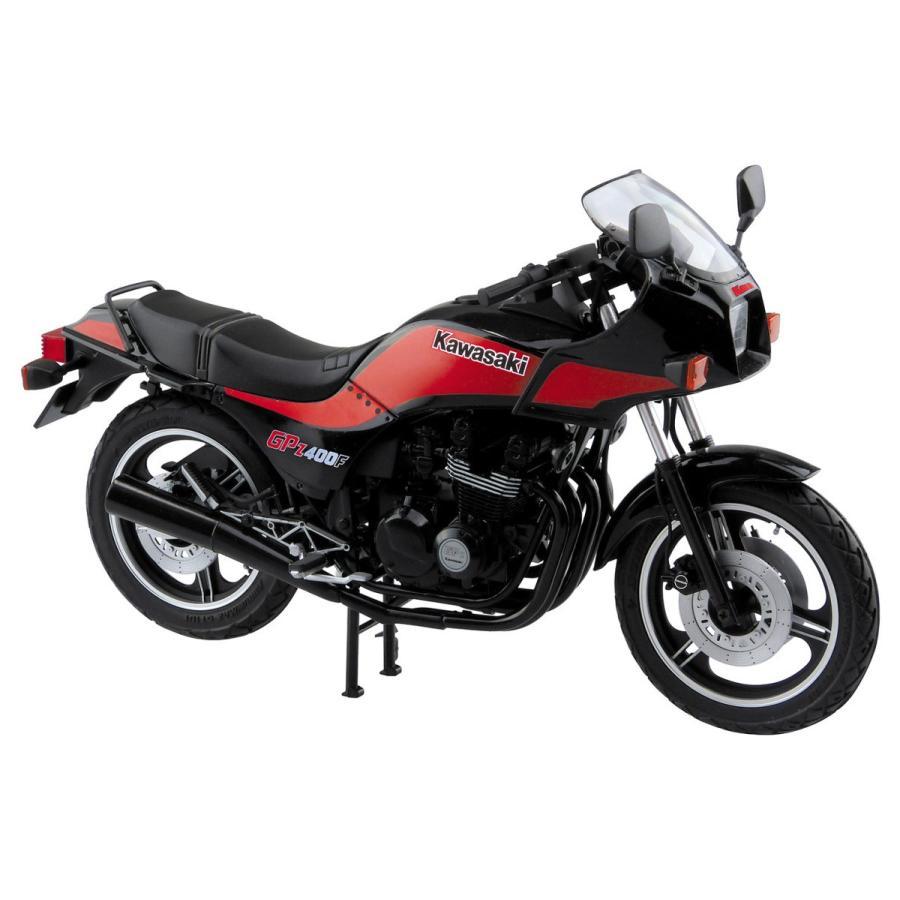 カワサキ GPz400F 1/12 バイク No.36 #プラモデル|aoshima-bk|02