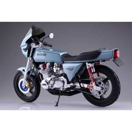 カワサキ Z1-R カスタムパーツ付き 1/12 バイク No.45 #プラモデル|aoshima-bk|03